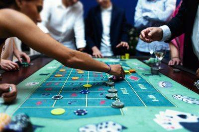Actividad Casino Royale