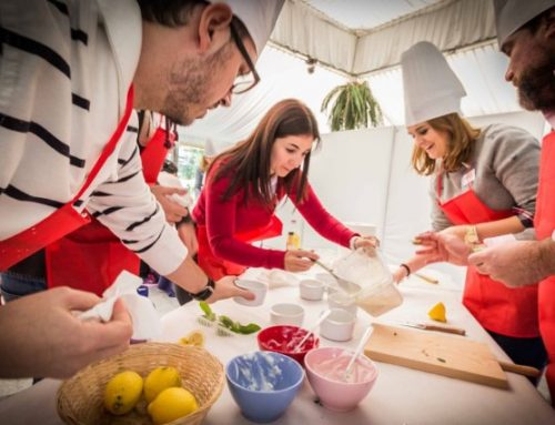 TEAM BUILDING MASTER-CHEF EN OFICINAS