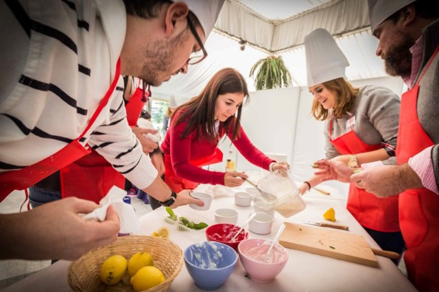 teambuilding Madrid Masterchef