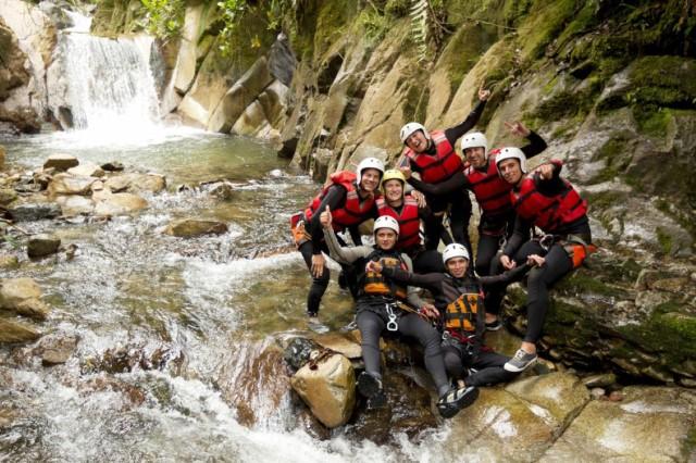 Team building multi aventura