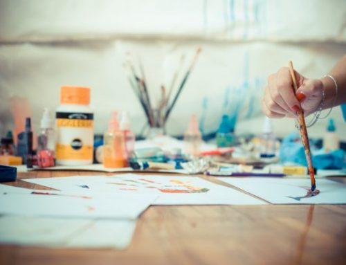 Art painting corporativo